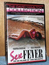 Sex Fever on an Island of 1000 Delights (DVD, 2007) NE David Hamilton collection