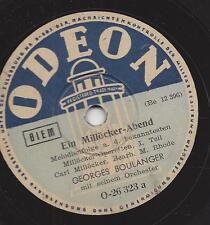 Georges Boulanger Orchester : Ein Millöcker-Abend