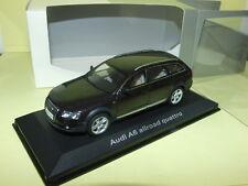 AUDI A6 C6 ALLROAD Quattro Noir AUTOART