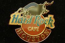 HRC Hard Rock Cafe Houston Bull Logo