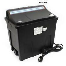 Filtre biologique de bassin 6000 litres / h + UV