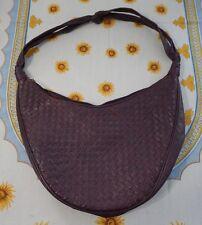 i,magnin Handbag Shoulder Bag Purses Purple