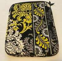ICONIC Vera Bradley Tablet Sleeve iPad Kindle Case Cover BAROQUE 8 x 10