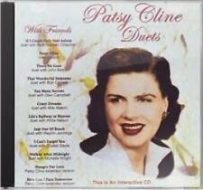 """PATSY CLINE (with FRIENDS) """"DUETS"""" Brand New COUNTRY MUSIC CD"""