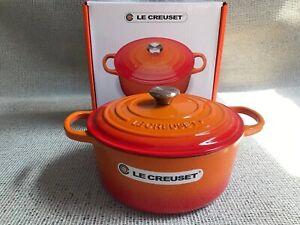 LE CREUSET Signature cast iron casserole dish 24cm