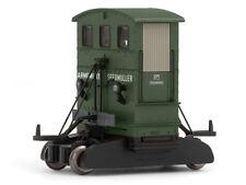 Rivarossi HR2723 Diesellok Breuer Rangiertraktor Armement Seegmüller H0