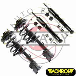 Monroe New Front Struts & Rear Shocks For Nissan Murano 03-07