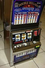 DOUBLE DOLLAR STRIKE  IGT  SLOT  MACHINE COINLESS   FUN FOR YOUR HOME  2005