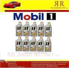 MOBIL 1 NEW LIFE 0W-40 0W40 10 LT LITRE SYNTHÉTIQUE VOITURE HUILE PORSCHE BMW VW