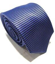 """Mens Express Neck Tie Slim Skinny 100% Silk Blue Navy Royal Black Narrow 2.75"""""""
