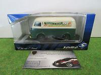 PEUGEOT D4 de 1964 vert Moulin à huile 1/43 SOLIDO 421435020 voiture miniature