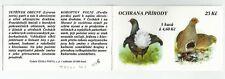 CESKA REPUBLIKA carnet de 5 timbres neufs