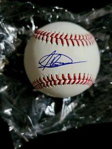 Jasson Dominguez #1 Prospect Yankees Baseball Rookie Autographed Fanatics MLB