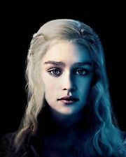 Emilia Clarke 8x10  Photo #96 Game of Thrones