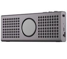 CB3 ULTRA SLIM Premium Wireless Bluetooth Speaker Gun Metal Gray 12W Aluminum