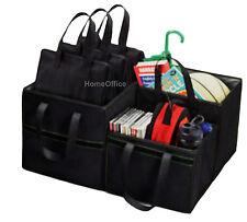 Heavy Duty Car Boot Organiser 6 Piece Modular Storage