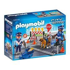 6878 Polizei-straßensperre PLAYMOBIL City Action