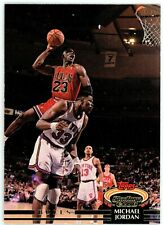1992-93 Stadium Club Michael Jordan #1