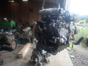 Kubota V2203 Diesel Engine RUNS EXC. VIDEO! Bobcat Gehl SKidsteer 2203