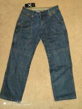 Dark Knight SA-M11 Motorcycle Biker Jeans (Kevlar lined) 32 in waist, BNWT.