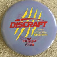 DISCRAFT First Run 4x Paul McBeth Swirly ESP Buzzz Midrange Disc Golf Disc Buzz!
