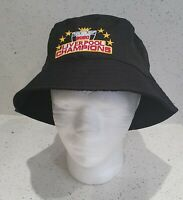 Liverpool Sun / Bucket Hat - Black - Adults - Champs 2020.