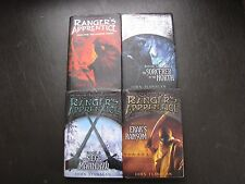 Ranger's Apprentice Books (4) - Book 2,7, Sorcereer of the North & Siege of Mac.