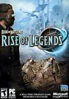 Microsoft Computer Game Rise Of Nations - Rise Of Legends Vg+