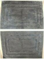 CHARISMA REVERSIBLE BATH MATH 24'' X 36'' COSTCO #1404756 BLUE GREY