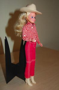 Barbie Horse Lovin` Skipper, Western Skipper, Philippinen, alles gereinigt