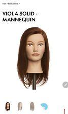 Pivot Point Head Hair Mannequin Viola
