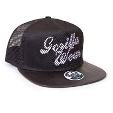 Gorilla Wear Mesh Cap Black