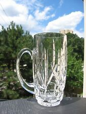 Waterford Westhampton Crystal Beer Mug