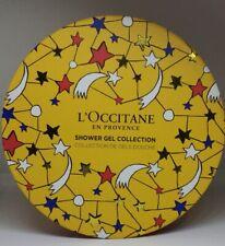 NEW L'Occitane Women's  Gift box Shower Gel Collection 4 x 75ml