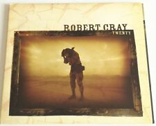 THE ROBERT CRAY BAND TWENTY (DIGIPACK) CD ALBUM 2005 SPED GRATIS SU + ACQUISTI