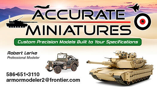 Accurate Miniatures Ebay Stores