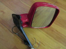 00 01 VW Eurovan Red Passenger side (Right) view mirror. Electric RH, See pics.