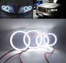 LED Halo Ring For INFINITI FX35 FX45 03-2008 Angel Eye Headlight Devil Demon DRL