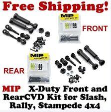 MIP 10130 & 10132 X-Duty Front CVD Kit Traxxas Slash 4x4 Rally 4x4 Stampede 4X4