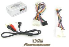 Connects2 ctvtyx002 TOYOTA AVENSIS VERSO 2004 in poi MP3 IPOD AUX input audio adattatore