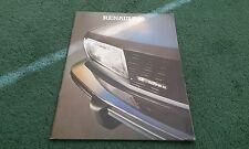 1980 RENAULT 20 UK BROCHURE TL LS TS