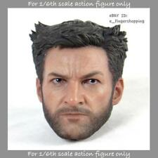 Hot Toys THE WOLVERINE MMS220 Figure 1/6 SCALE HEAD SCULPT