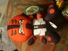Ben Ten 4 Arms Toy Factory Plush With Tags
