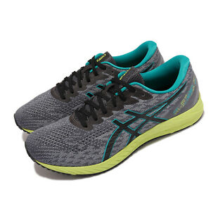 Asics GEL-DS Trainer 25 Grey Black Yellow Blue Men Running Shoes 1011A675-021