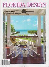 Florida Design The Magazine for Fine Interior Design & Furnishings Vol 27 No 3