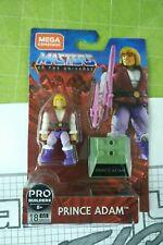 Mega Construx Prince Adam MOTU HE-MAN MASTER OF THE UNIVERSE BLOKS LEGO KRE-O
