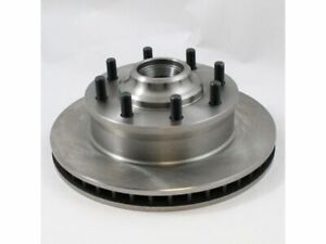 For 1971-1974 GMC C25/C2500 Suburban Brake Rotor and Hub Assembly Front 77243GT