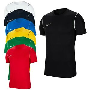 Nike T Shirt Mens Top Gym Sport Size S M L XL XXL Black Red Blue White Green New