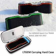 LTGEM Case For AOMAIS Sport II Portable Wireless Bluetooth Speakers 4.0 IPX7 20W