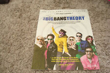 "BIG BANG THEORY Emmy ad cast, Johnny Galecki, Jim Parsons ""TV's Best Comedy"""